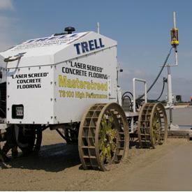 TS100 – Automated Levelling Machine