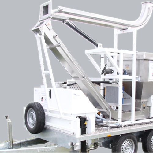 Fiber Blower Machine