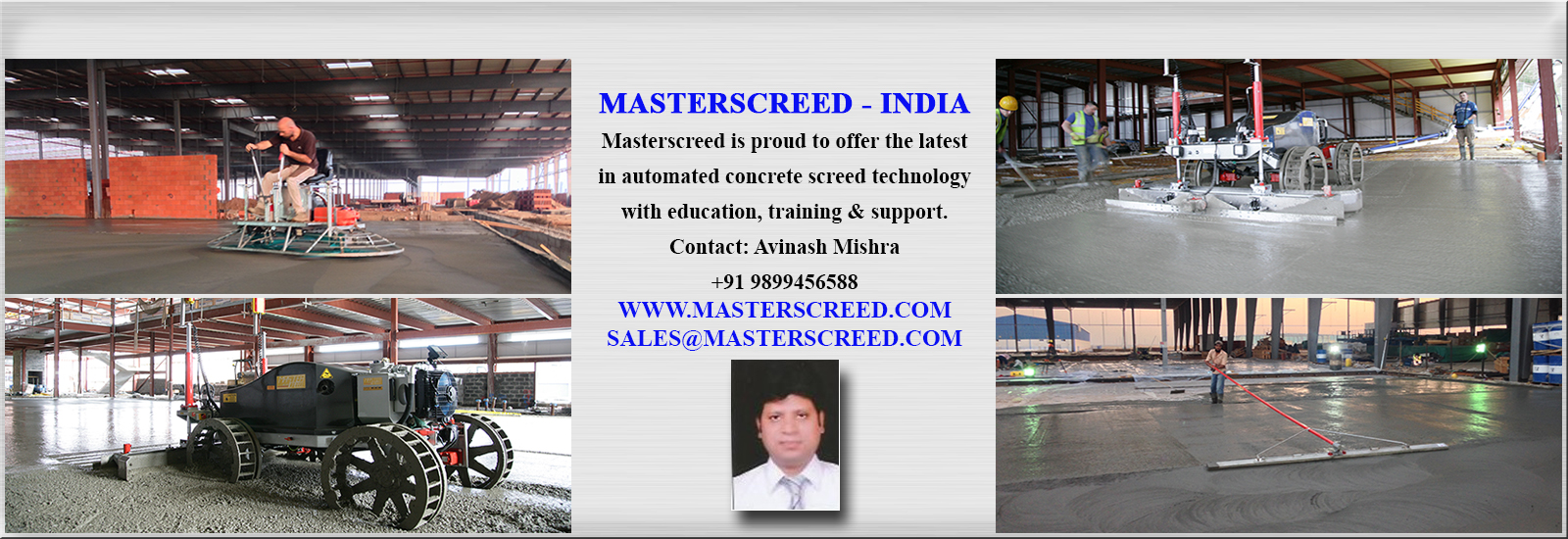 Masterscreed India