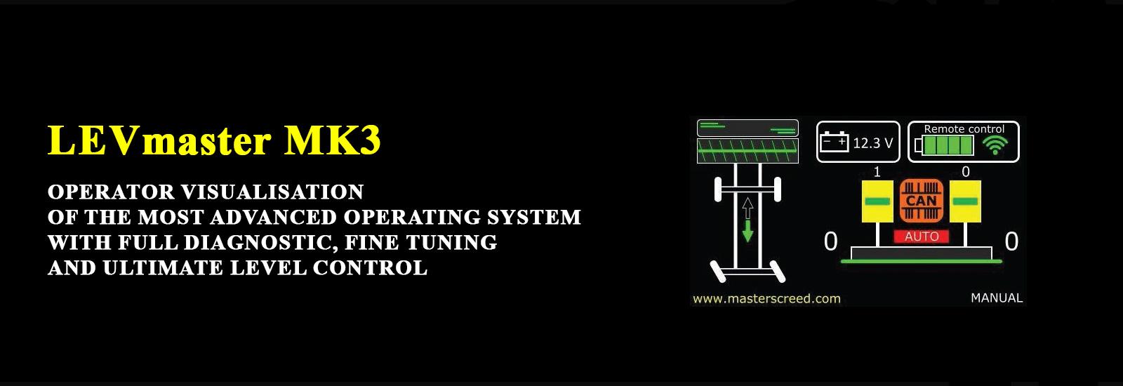 LEVmaster MK3 Operating System