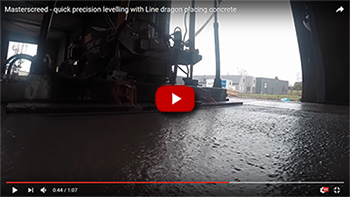 Masterscreed quick precision leveling