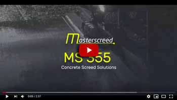 MS355 - Concrete Screed Solutions